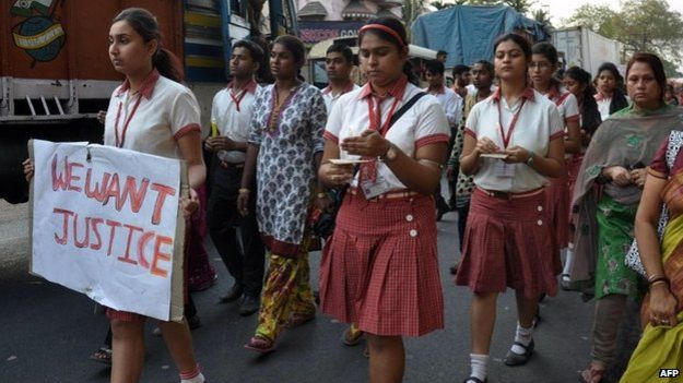 Indian nun rape case: Police make first arrest