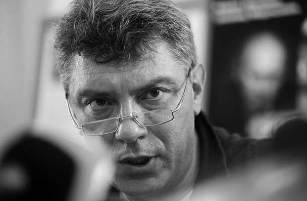Nemtsov helped in preparation of US sanctions against Putin's allies