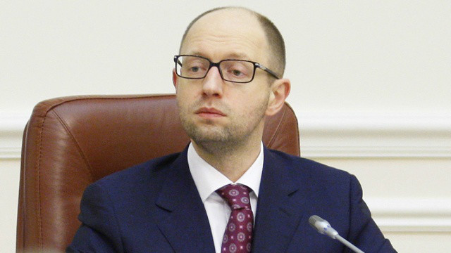 Yatseniuk suggests holding referendum to approve new constitution