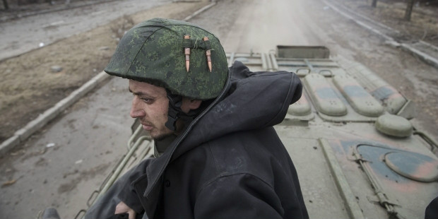 General Staff of Ukraine: Intensity of fighting falls overnight