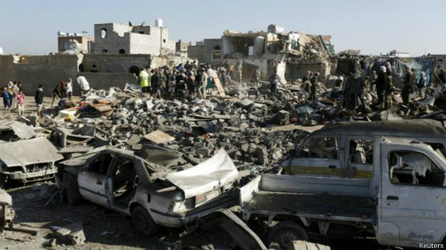Iran demands to immediately cease military operation in Yemen