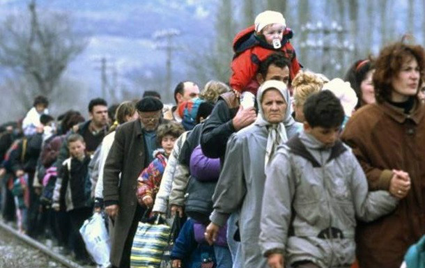 UN: number of refugees in developed countries rises by 50% in one year