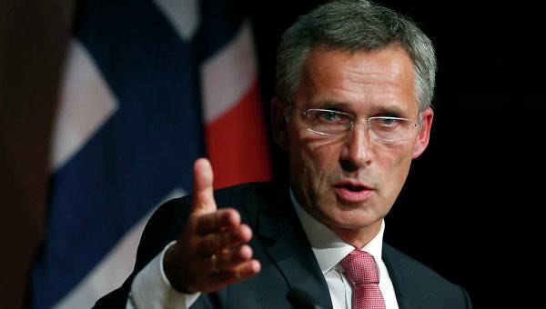 NATO Chief Dismisses Latest Russian Allegations as More Propaganda