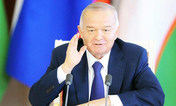Uzbekistan set to re-elect president Islam Karimov