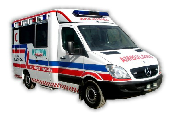 Ukrainians in Italy send ambulance to the frontlines in eastern Ukraine