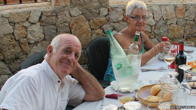 UK couple found shot dead in Spain
