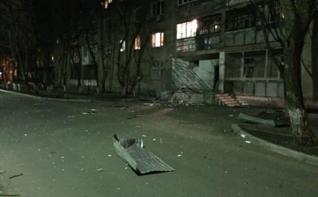 New act of terror in Odesa: broken apartment windows, no casualties