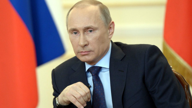Putin says he was ready to put Russian nuclear forces on alert over Crimea crisis