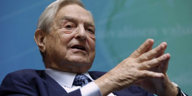 Soros says he's ready to invest $1 billion in Ukrainian economy