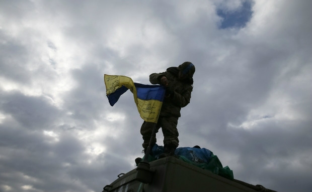 More than 5,000 Ukrainian soldiers hurt in Donbas conflict zone