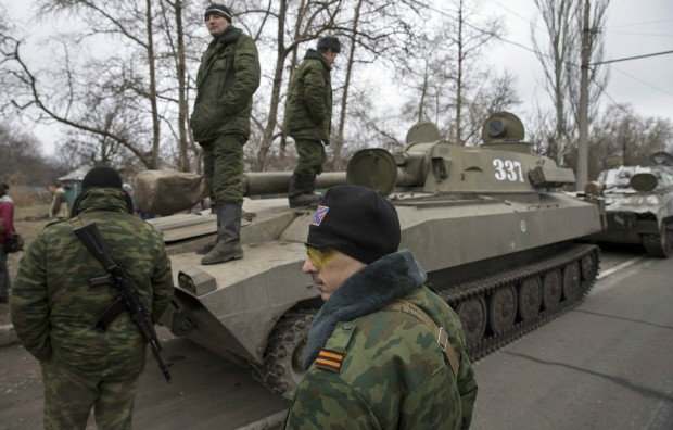 Head of the Information Resistance group Tymchuk: Militants suddenly start rotation near Mariupol