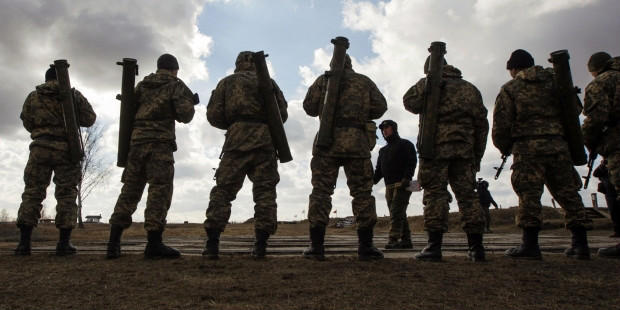 Two Ukrainian soldiers wounded in Donbas conflict zone in last day