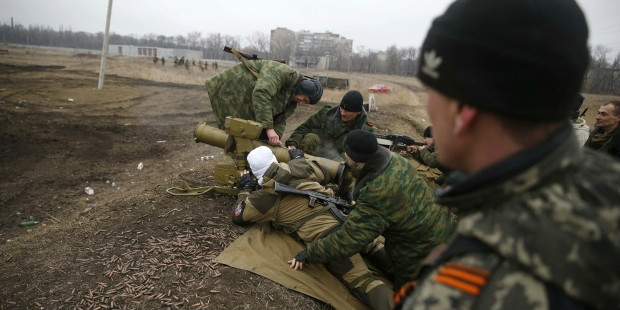 Situation worsening in Donbas conflict zone, militants trying to occupy Shyrokino, says Lysenko