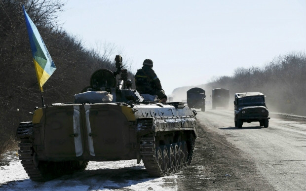 Two Ukrainian soldiers killed, four wounded in Donbas conflict zone in last day