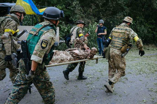 Herashchenko: More than 1,000 Ukrainian soldiers killed in 'Ilovaisk pocket'