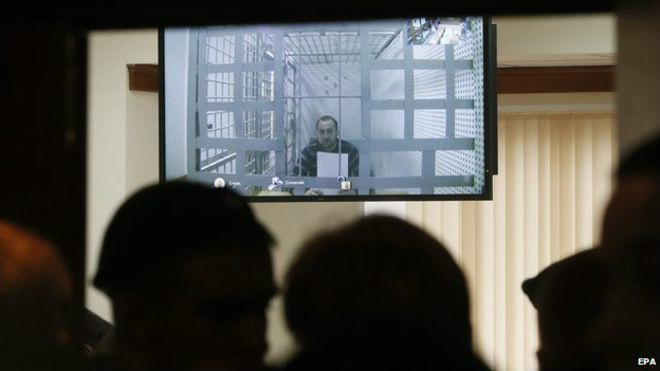 Nemtsov murder suspects appear in court via video link