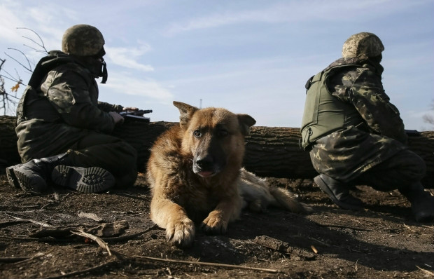 One Ukrainian soldier killed, six injured in Donbas in last day