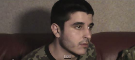 Ukrainian soldier Shchehlov told about terrorists' captivity: «Beating and month without food». VIDEO