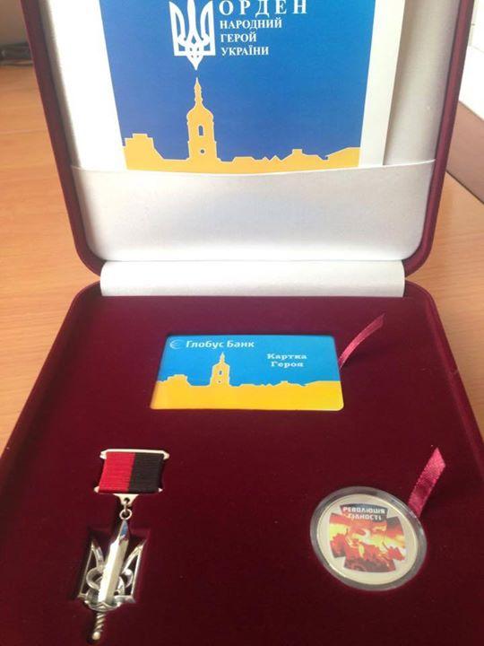 22 Ukrainians will be awarded Order of 'National Hero of Ukraine' (PHOTO)