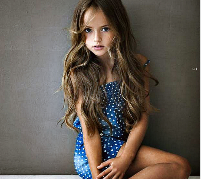 Meet Kristina Pimenova - the world's most controversial supermodel at