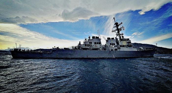 Naval Military Drills: NATO and Ukraine kick off Black Sea exercises
