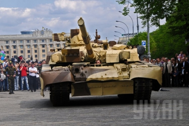 Ukroboronprom to ship next batch of tanks to Thailand by year's end