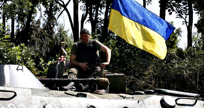 Russian proxies attack Ukrainian troops five times overnight