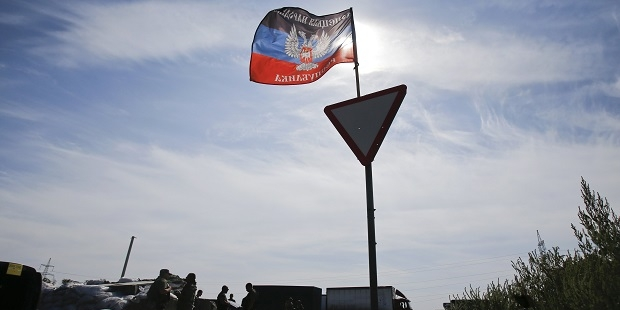 Militant-occupied areas of Donbas switch to Russian ruble