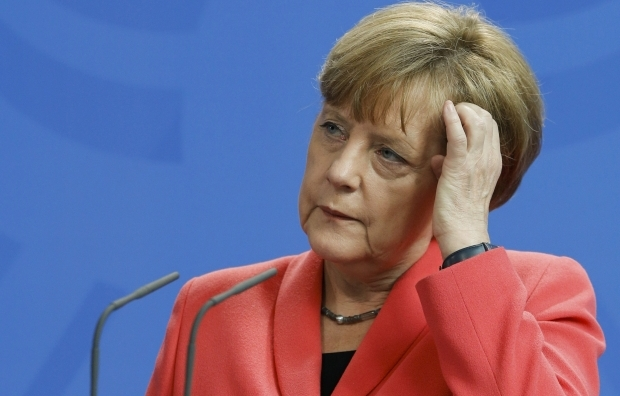 Merkel: Western powers should cooperate with Russia to resolve Syrian conflict