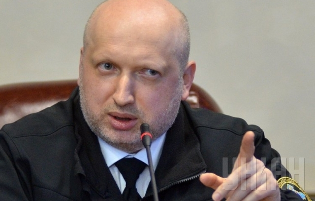 Turchynov: Mass casualties part of terrorists' plan on August 31