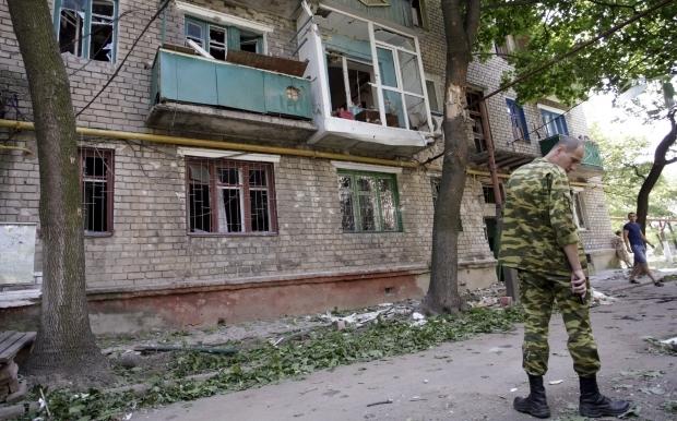 UN monitors report mass killings of civilians by militants in Donbas
