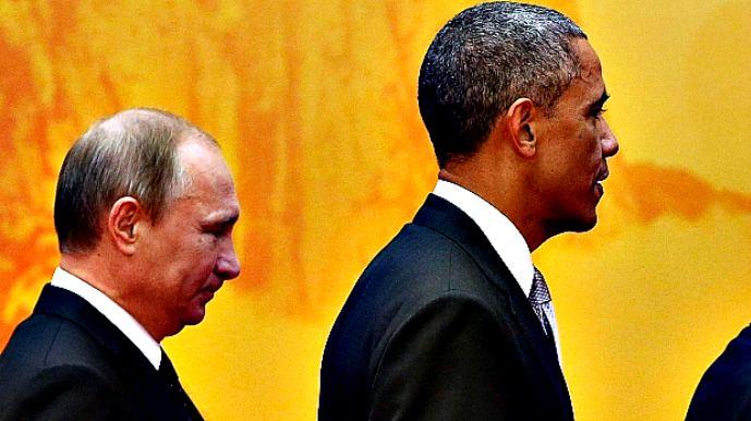 White House admits Putin-Obama meeting possible