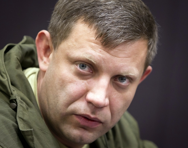 Militant leader Zakharchenko calls for readiness for new war in Donbas