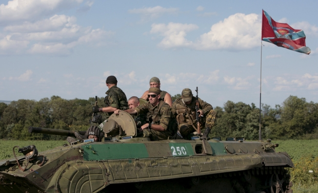 Russian proxies attack ATO forces four times overnight