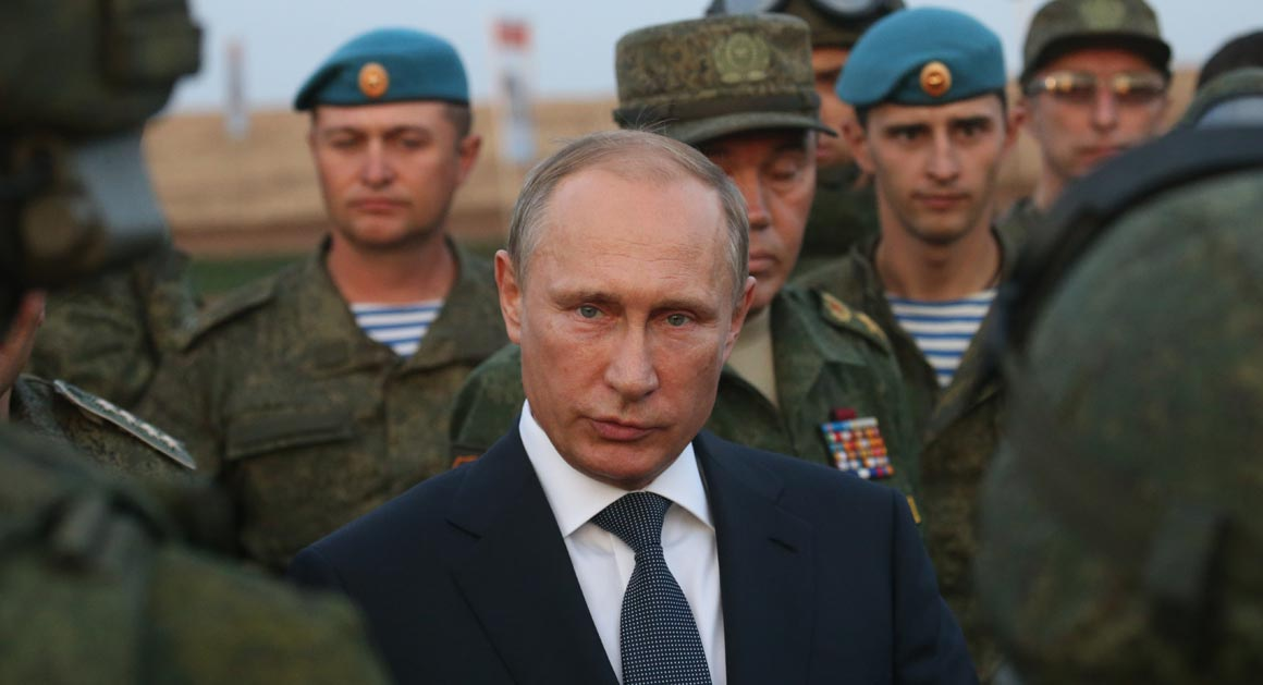 The Dangerous Link Between Syria and Ukraine