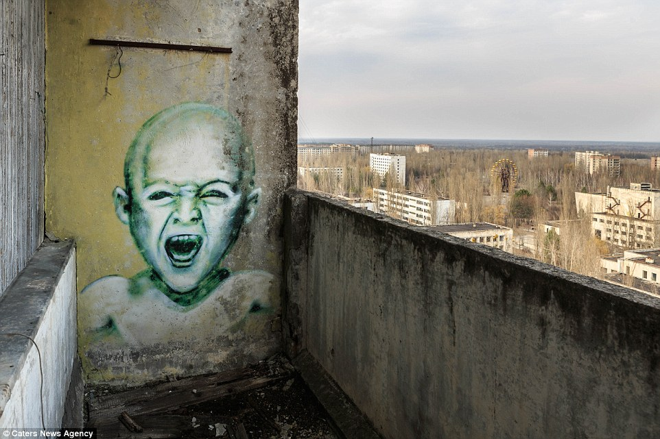 Lost In Time: The Abandoned City Of Pripyat (photos)