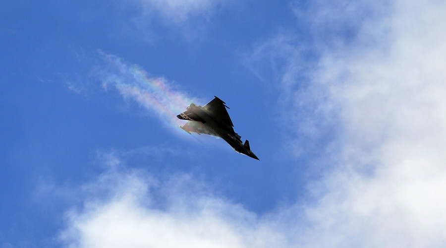 German fighter jets start patrolling Baltic skies with full ammo