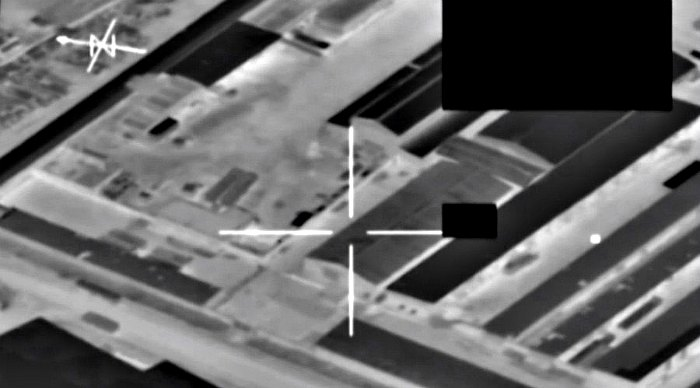 Aussies bomb ISIS targets in Iraq (VIDEO)