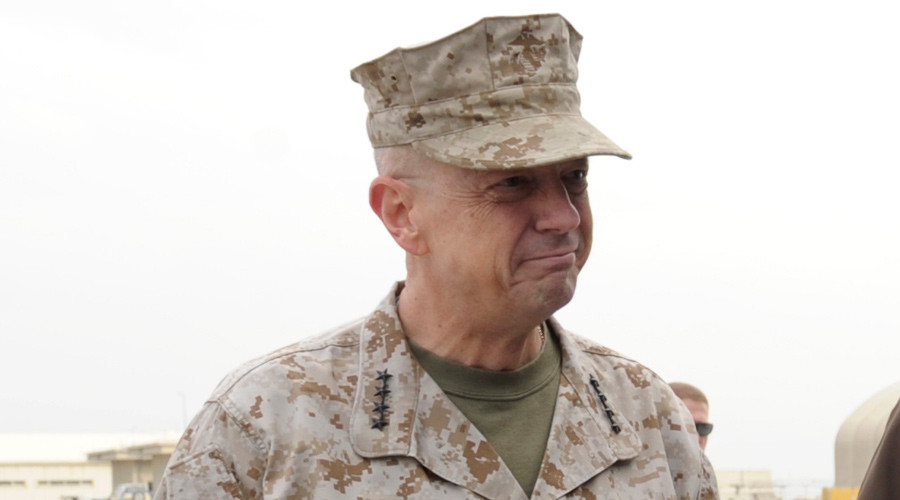 Leader of US war effort against Islamic State stepping down