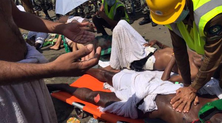Mecca stampede: 453 people killed, 719 injured in Hajj crush (PHOTOS, VIDEO)