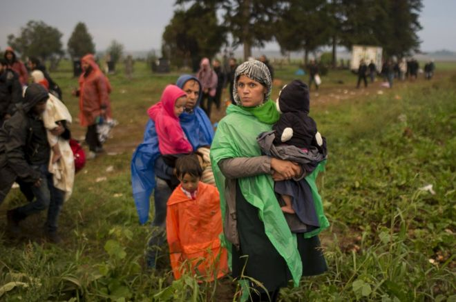 Europe gets 8,000 refugees from Iraq and Syria daily — UN