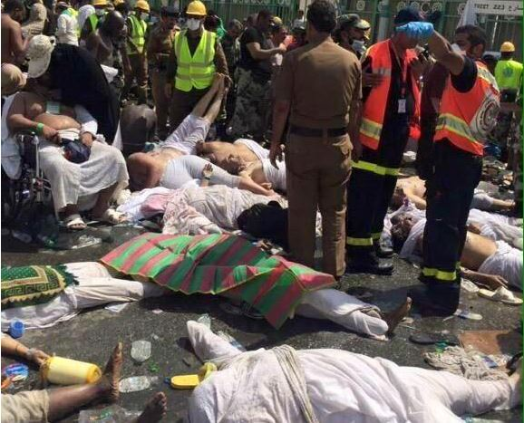 Mecca stampede: 717 people killed, 863 injured in Hajj crush (PHOTOS, VIDEO)