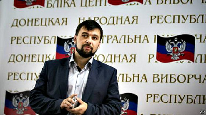 Terrorist Pushylin's party intends to take part in local elections. DOCUMENT
