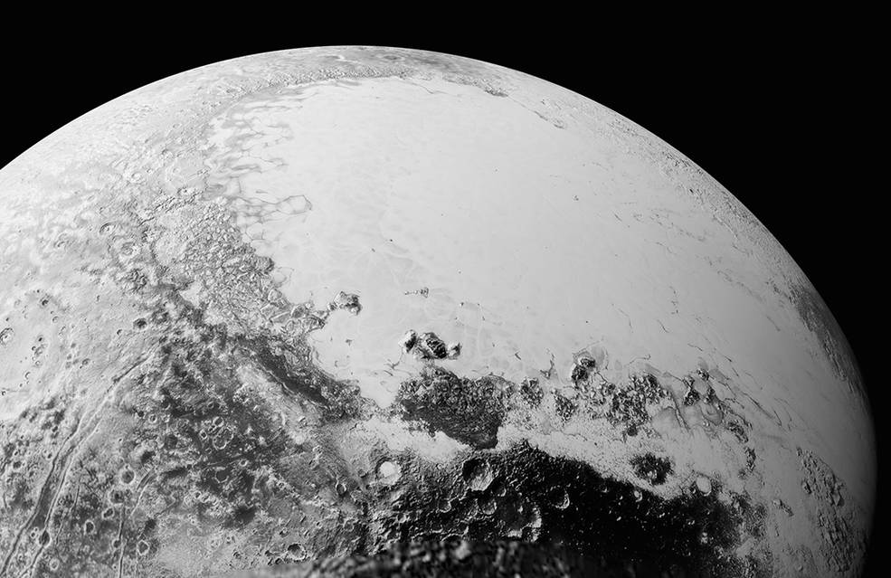 New Pluto Images from NASA's New Horizons: It's Complicated (photos)