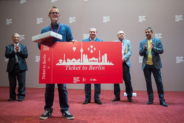 Ukraine to present smart pillow at Falling Walls Lab conference of inventions in Berlin