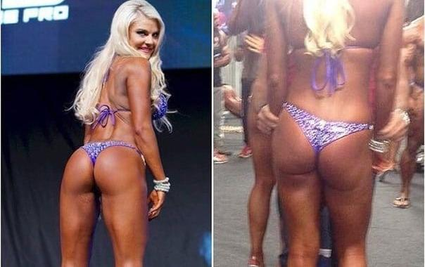 Russian fitness competition shocked social networks (PHOTOS + VIDEO)