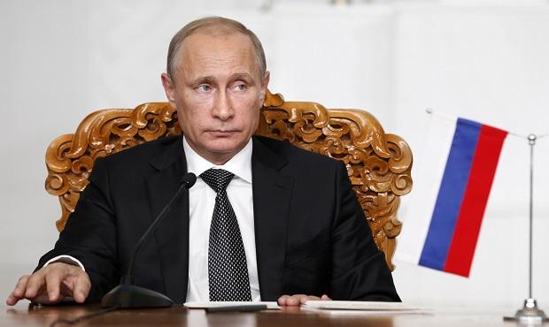 Forbes: Poker player Putin raises stakes on Syria, Ukraine. Can European Union call his bluff?
