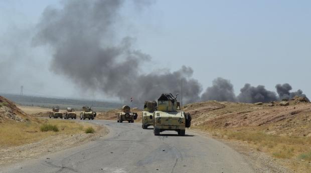 U.S. general: Iraq will not seek Russia air strikes