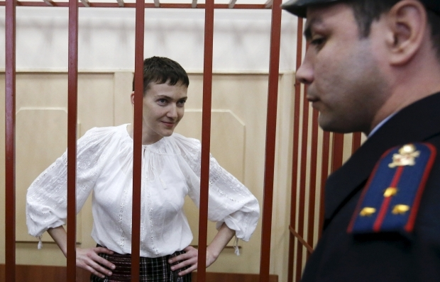 Freedom closer than seems: Lawyer on Savchenko's prospects to return