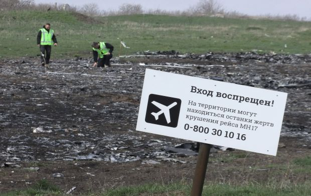 Ex-SBU officer: One of «major» powers has satellite images of MH17 crash